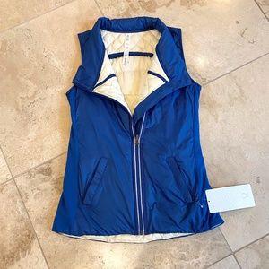Lululemon NWT reversible WHAT THE FLUFF vest 6
